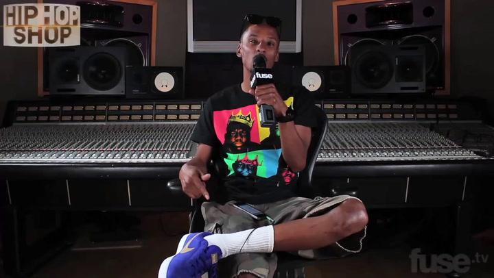 Shows: Hip Hop Shop: The MixDown: iCan Previews His New Mixtape