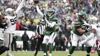 Raiders Fall Flat Against Jets, 34-3 – Video