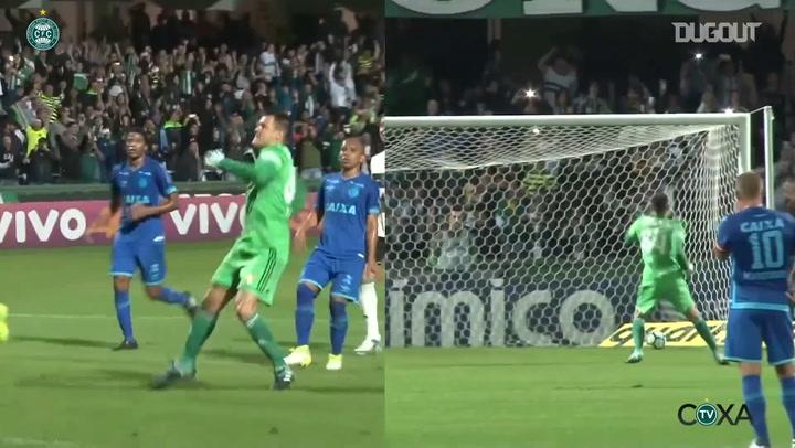 Wilson's best Coritiba moments