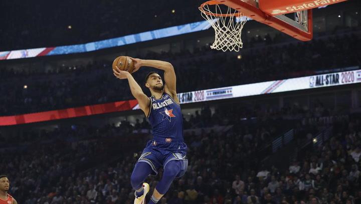 Las 10 mejores jugadas del All Star de la NBA
