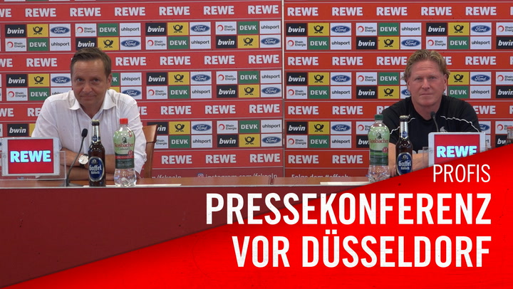 PK vor Düsseldorf