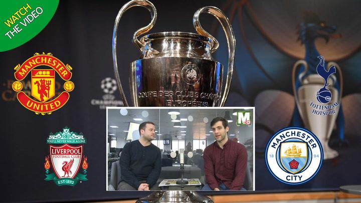 Jurgen Klopp reacts to Liverpool drawing Bayern Munich in