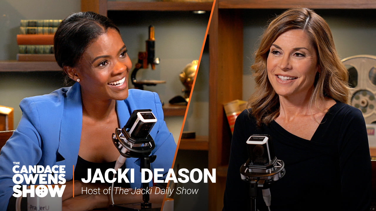 The Candace Owens Show: Jacki Deason