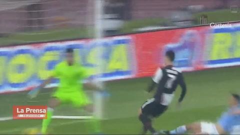 Lazio 3-1 Juventus (Serie A)