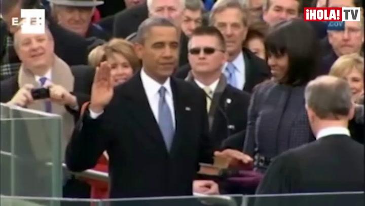 Desfile, juramento, cena y baile a ritmo de soul, así fue la segunda investidura de Barack Obama
