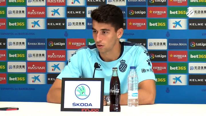 """Marc Roca: """"Nunca me vi fuera del Espanyol"""""""