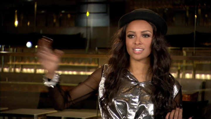 Shows: 50 Ridiculously Rich People: Why Is Kat Graham excited to Host 50 Ridiculously Richest People in Music?