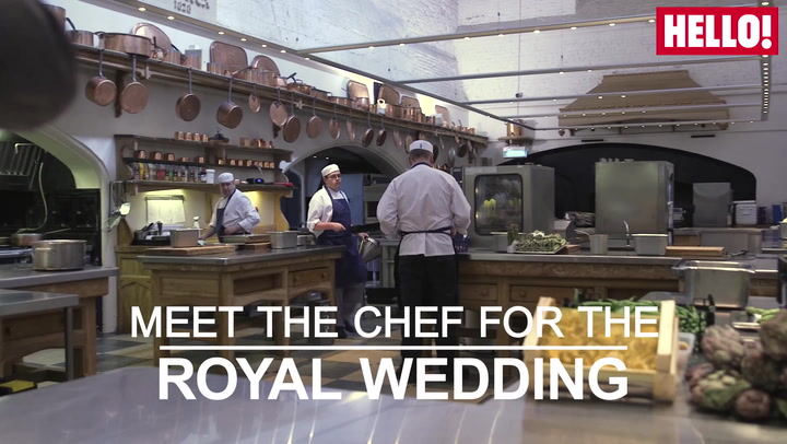 Meet The Chef For The Royal Wedding