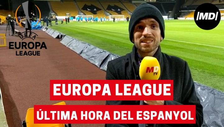 La última hora del Espanyol en Wolverhampton