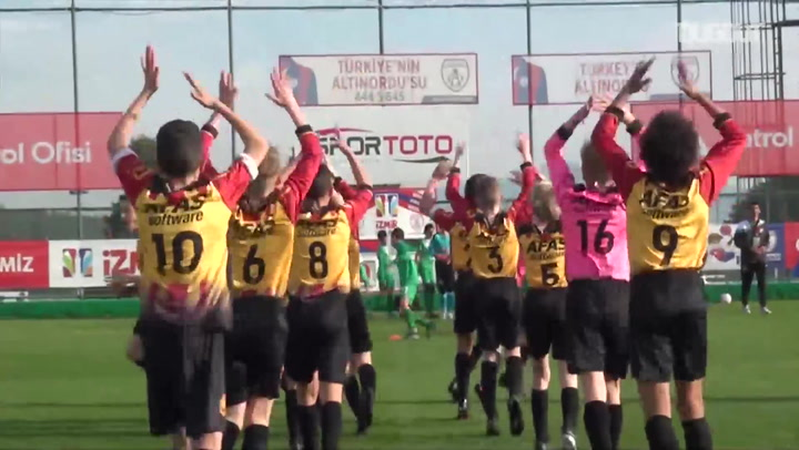 Izmir Under 12 Cup Highlights!