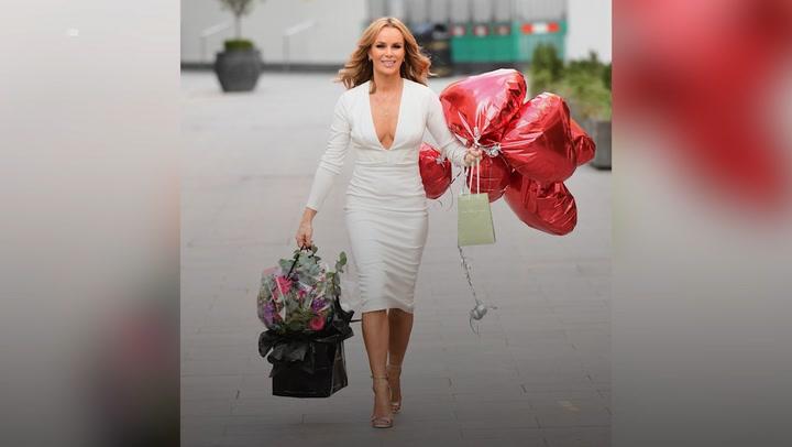 Amanda Holden turns 50: Her best fashion moments