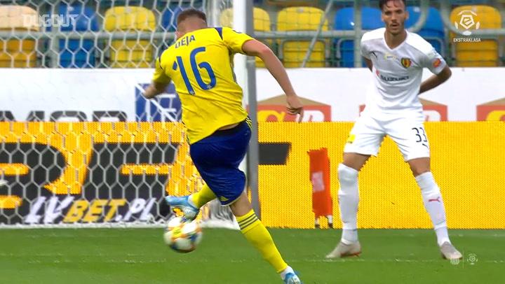 Top Ekstraklasa goals of 2019-20 season so far