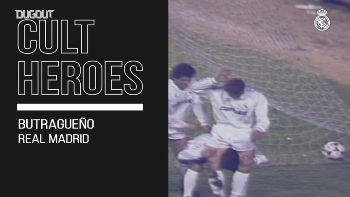 Cult Heroes: Emilio Butragueño