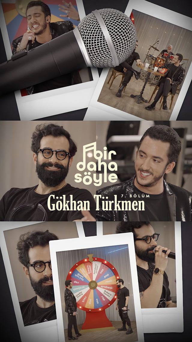 Bir Daha Söyle - Gökhan Türkmen