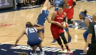 Las Vegas Aces highlights vs. Minnesota Lynx