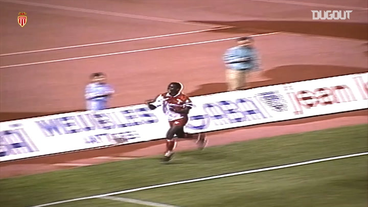 George Weah's stunning brace vs Nantes