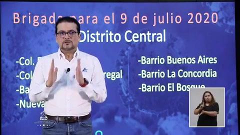Honduras suma 17 muertes más por coronavirus en las últimas 24 horas