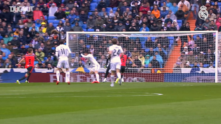 Real Madrid's best goals against Real Sociedad