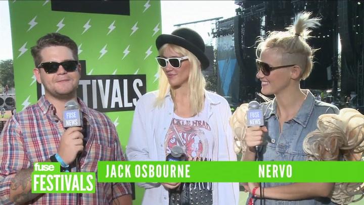 Festivals: Voodoo 2012: Nervo Interview 2