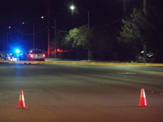 Driver dies in single-vehicle crash