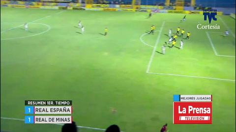 Real España 5-1 Real de Minas (Liga Nacional)