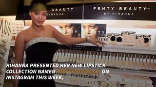 Rihanna Lipstick