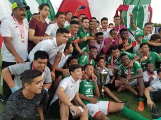 Marathón se corona campeón en el Torneo de Reservas en Honduras