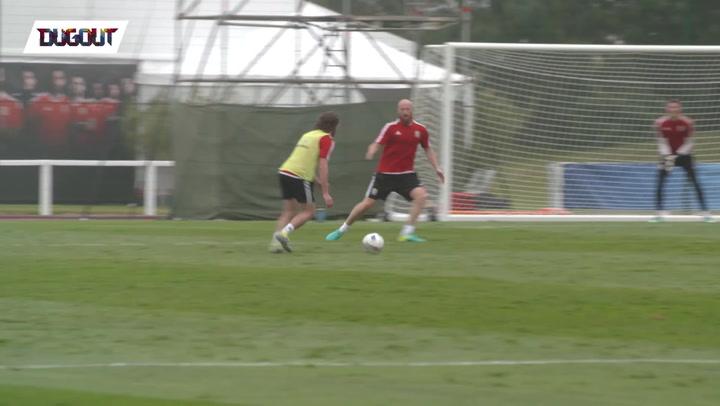 Terrific Team Training Goals from Euro 2016!