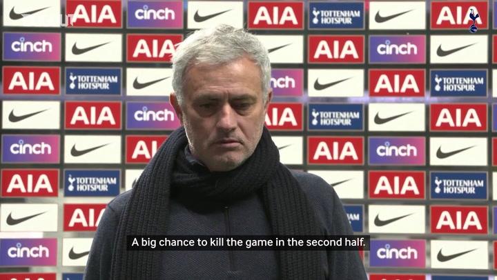 Mourinho eyes Sheffield United, Hojbjerg calls for Spurs reaction
