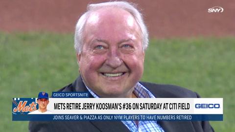 Looking back at the underrated career of Mets left-hander Jerry Koosman