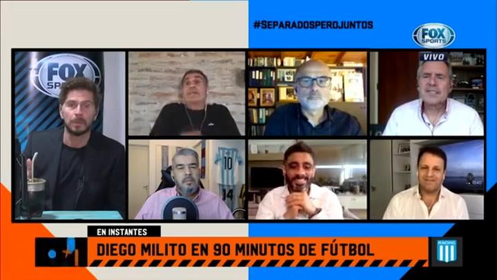 """""""Piqué es un jugador de medio pelo, normalito"""""""