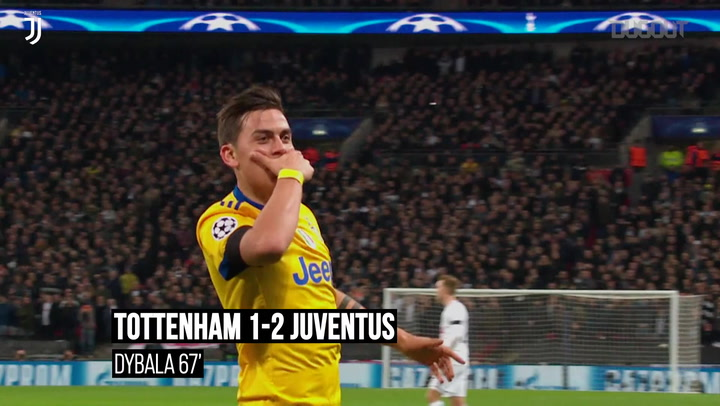 Comebacks: Spurs 1-2 Juventus