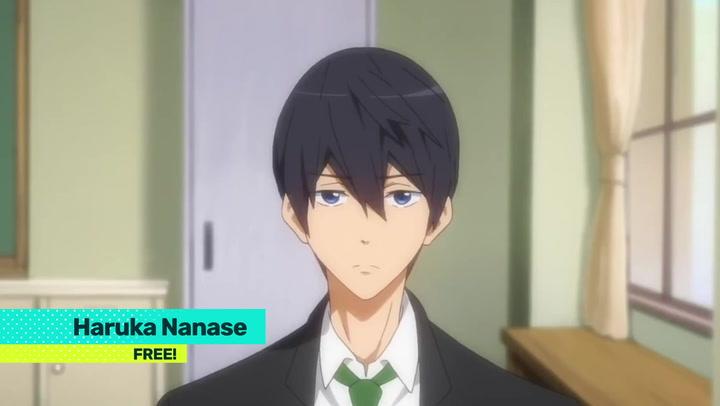 Haruka Nanase Free Wiki Fandom