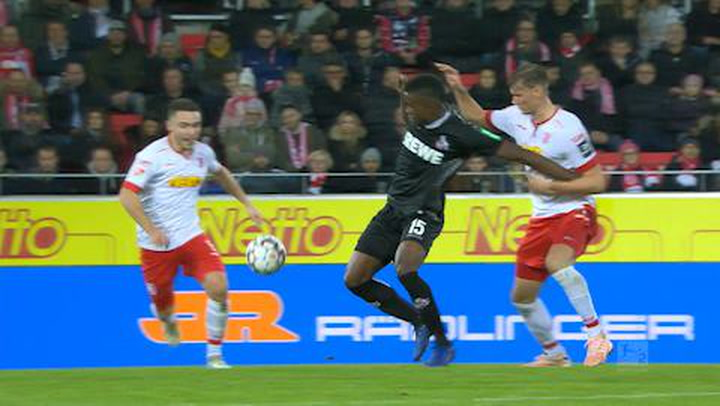 SSV Jahn Regensburg - 1. FC Köln 1. - 45. (2018-2019)