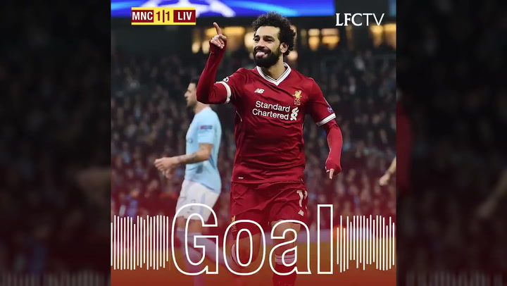 Relive Liverpool's Champions League Quarter-Final win at Man City