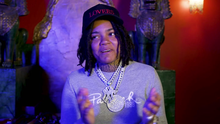 Young M.A On Her First Time Directing An Adult Film & More