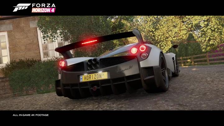 'Forza Horizon 4' - E3 2018 - Announce Trailer