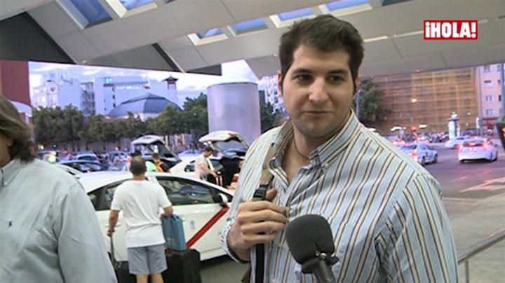 Julián Contreras tras visitar a Francisco Rivera: \'Me ha impactado mucho ver a mi hermano así\'
