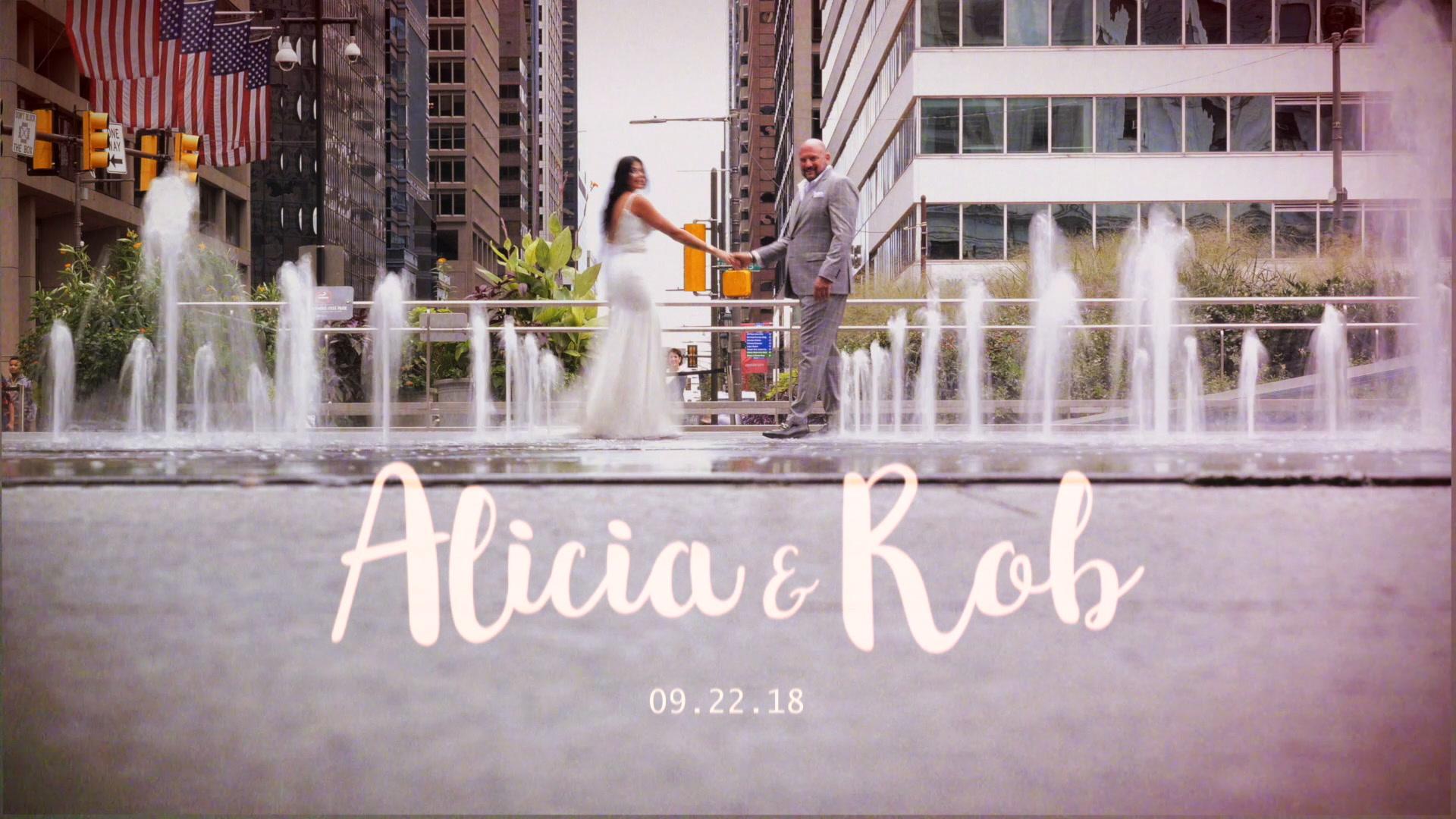 Alicia + Rob | Philadelphia, Pennsylvania | a Scalas