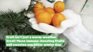8 Best Winter Fruits To Help You Keep Healthy