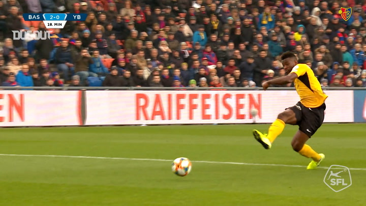 Jonas Omlin's best FC Basel 1893 saves