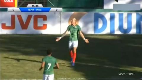 Marathón 3-0 Real Sociedad (Liga Salva Vida)