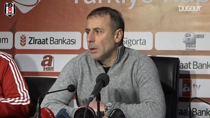Abdullah Avcı Erzurumspor Mağlubiyetini Değerlendirdi