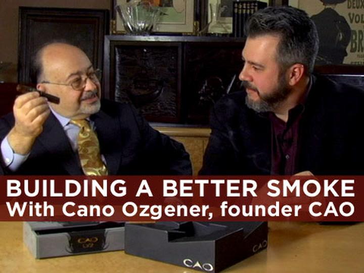 C.A.O.'s Cano Ozgener