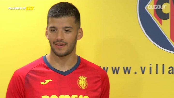 Gerónimo Rulli joins Villarreal