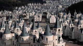 Slik ble Disney-drømmen til en spøkelsesby