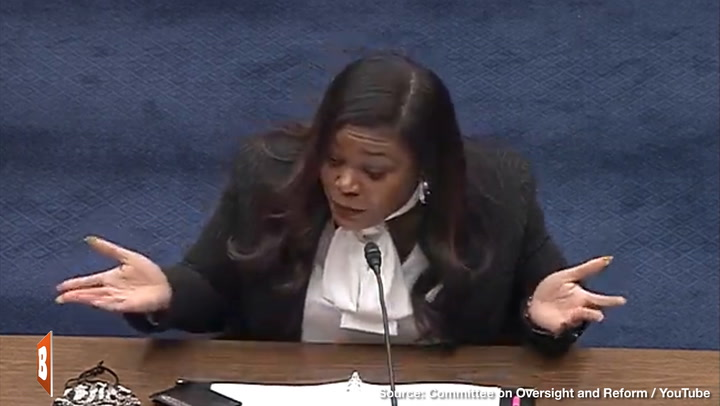 Rep. Cori Bush Vows to Protect