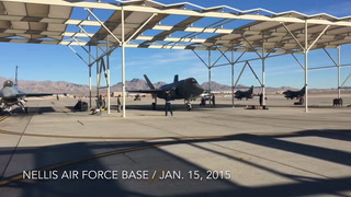 6th Weapons Squadron Reactivated For F-35s At U.S. Air Force Weapons School