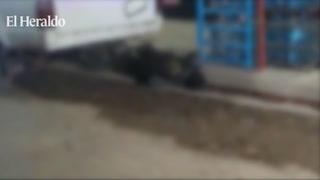 Delincuentes matan a disparos a guardia de seguridad en colonia Tiloarque en Tegucigalpa