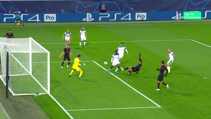 Champions League: Lokomotiv-Atlético Joao Félix se estrena con un gol en la Champions